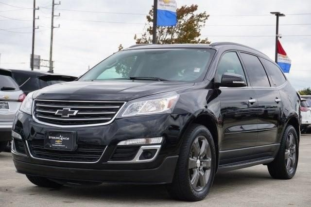 2017 Chevrolet Traverse 2LT For Sale Specifications, Price and Images