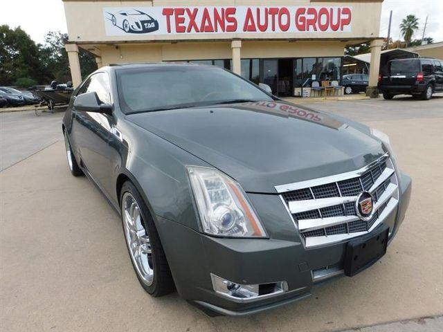 2011 Cadillac CTS Premium