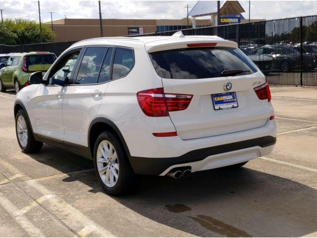 2017 BMW X3 sDrive28i For Sale Specifications, Price and Images