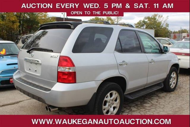 2001 Acura MDX Touring For Sale Specifications, Price and Images