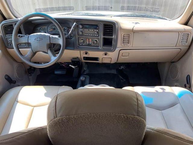 2004 Chevrolet Silverado 3500 Crew Cab
