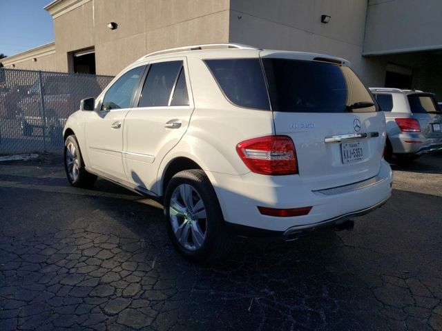 2011 Mercedes-Benz ML 350 4MATIC For Sale Specifications, Price and Images