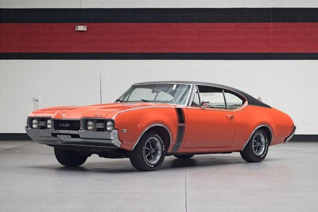 1968 Oldsmobile 442 For Sale Specifications, Price and Images