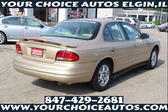 2001 Oldsmobile Intrigue GX For Sale Specifications, Price and Images