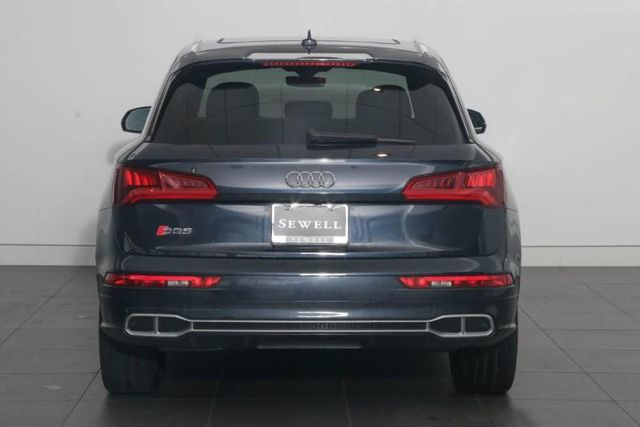 Certified 2018 Audi SQ5 3.0T Premium Plus For Sale Specifications, Price and Images