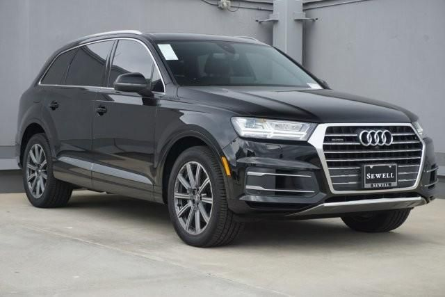 2019 Audi Q7 55 SE Premium