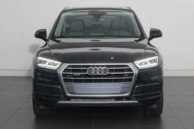 2018 Audi Q5 2.0T Premium Plus For Sale Specifications, Price and Images