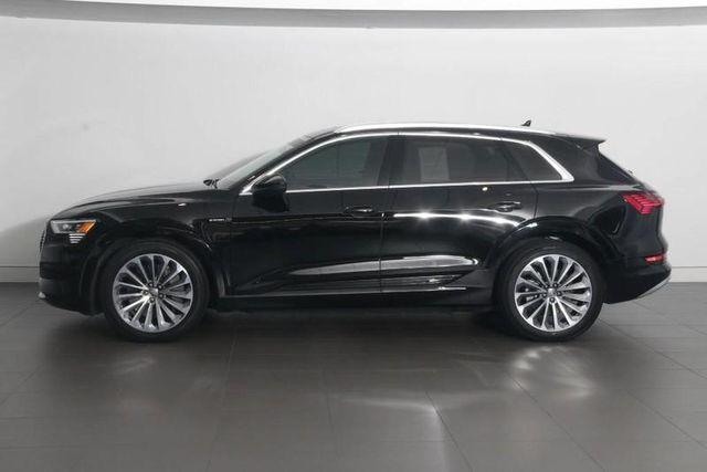 Certified 2019 Audi e-tron Prestige