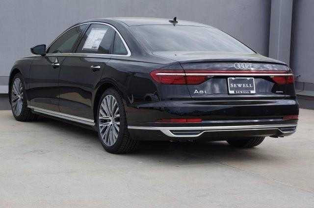 2019 Audi A8 L 55