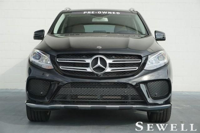 Certified 2018 Mercedes-Benz GLE 350 Base