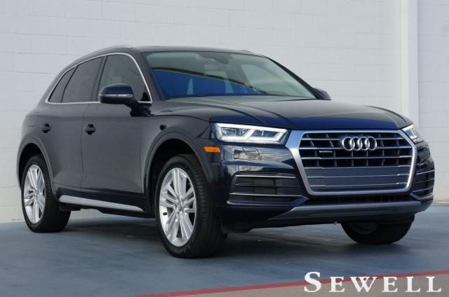 2018 Audi Q5 2.0T Premium Plus For Sale Specifications, Price and Images