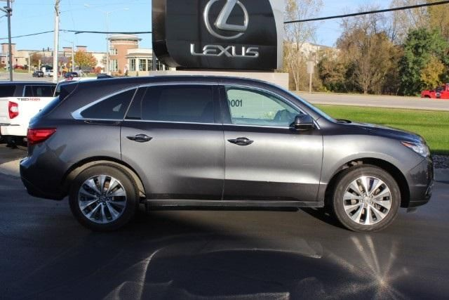 2008 Acura MDX Base For Sale Specifications, Price and Images