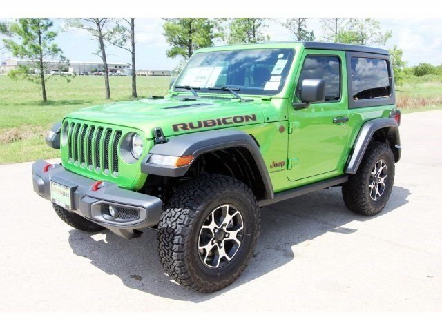 2020 Jeep Wrangler Rubicon For Sale Specifications, Price and Images