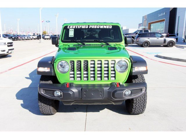 Certified 2019 Jeep Wrangler Unlimited Rubicon
