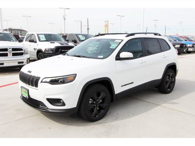 2020 Jeep Cherokee Altitude For Sale Specifications, Price and Images