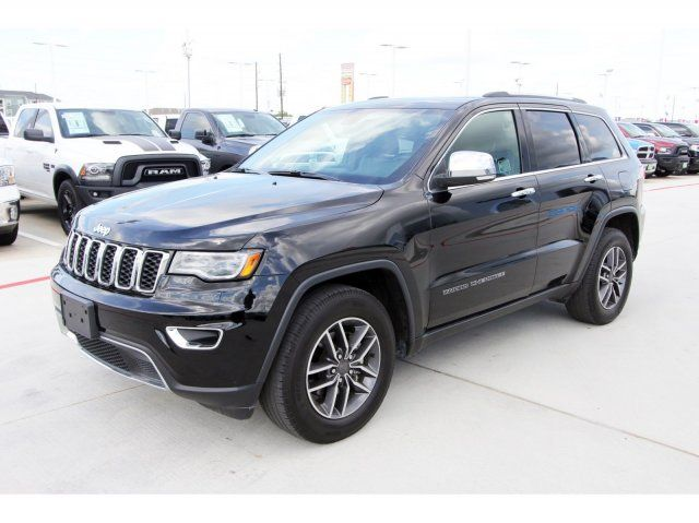 Certified 2019 Jeep Grand Cherokee Limited For Sale Specifications, Price and Images