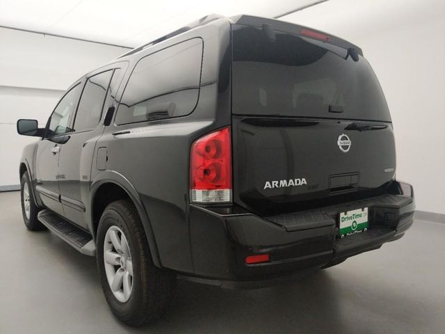 2012 Nissan Armada SV For Sale Specifications, Price and Images
