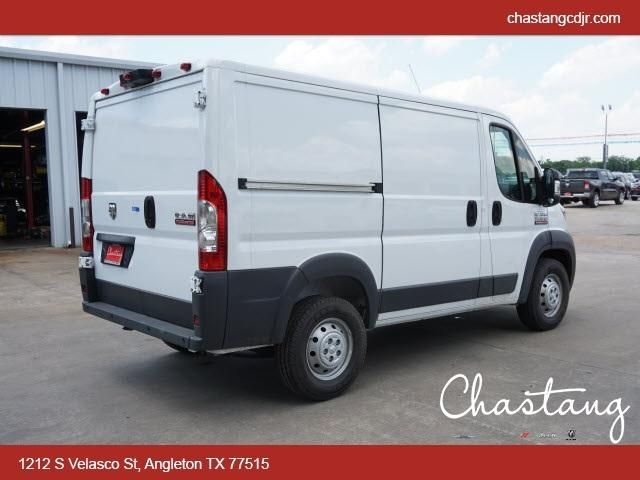 2018 RAM ProMaster 1500 Low Roof