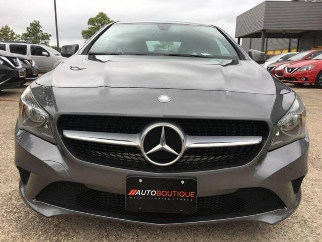 2016 Mercedes-Benz CLA 250 4MATIC