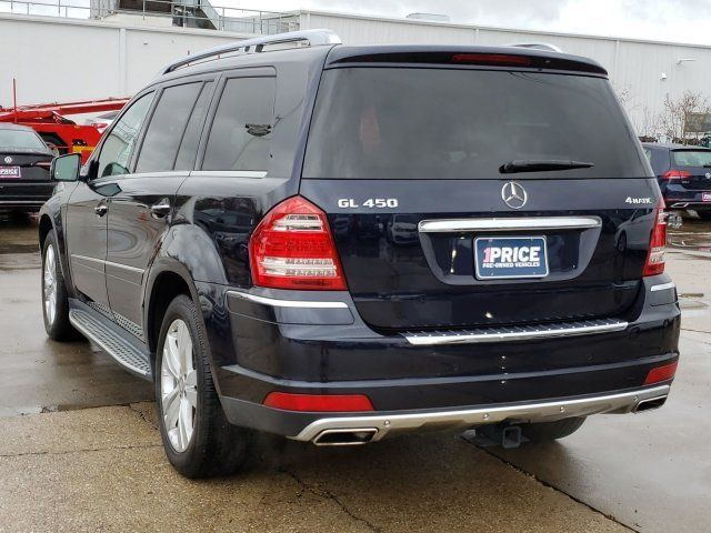 2012 Mercedes-Benz GL450 4MATIC For Sale Specifications, Price and Images