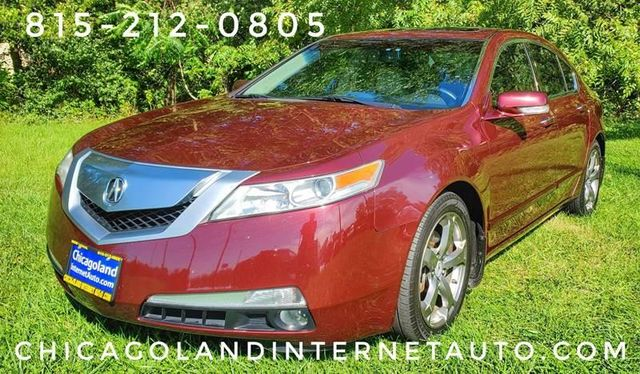 2010 Acura TL Technology For Sale Specifications, Price and Images