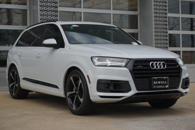 2019 Audi Q7 55 SE Premium Plus