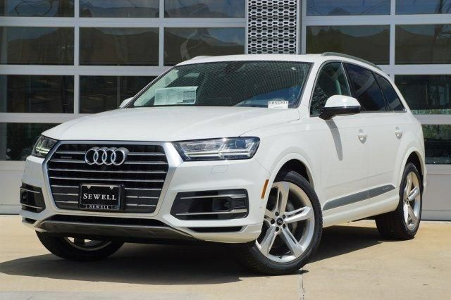 2019 Audi Q7 55 Prestige