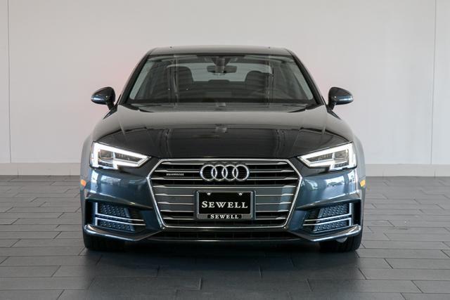 Certified 2018 Audi A4 2.0T Premium Plus