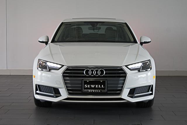 Certified 2019 Audi A4 2.0T Premium