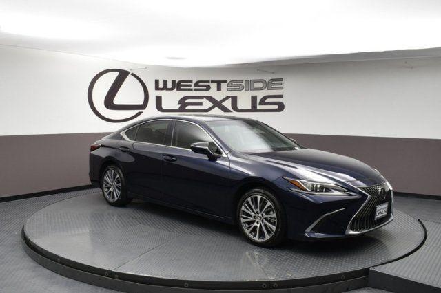 Certified 2019 Lexus ES 350 FWD