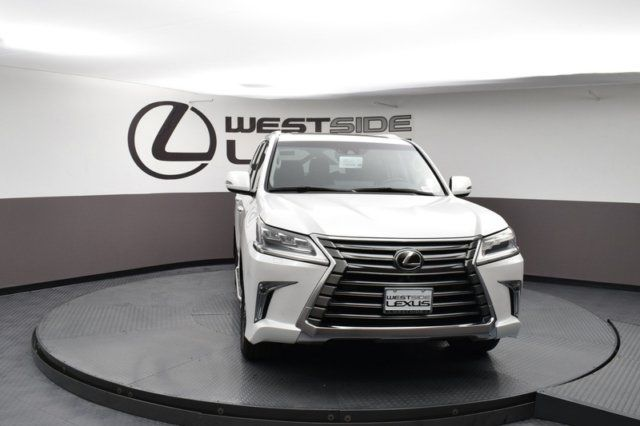 2019 Lexus LX 570 Base For Sale Specifications, Price and Images
