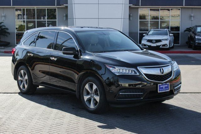 2016 Acura MDX 3.5L For Sale Specifications, Price and Images