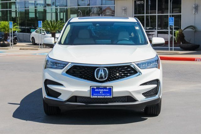 Certified 2019 Acura RDX Base