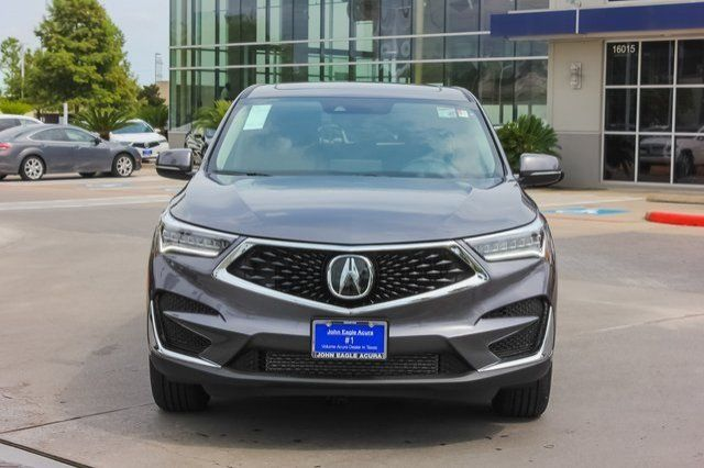 Certified 2020 Acura RDX Base