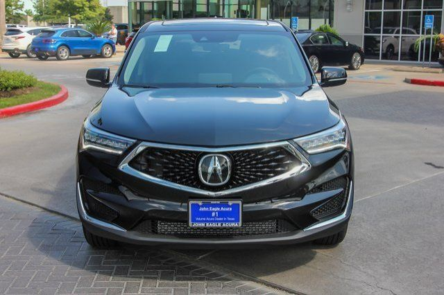 Certified 2019 Acura RDX Technology Package