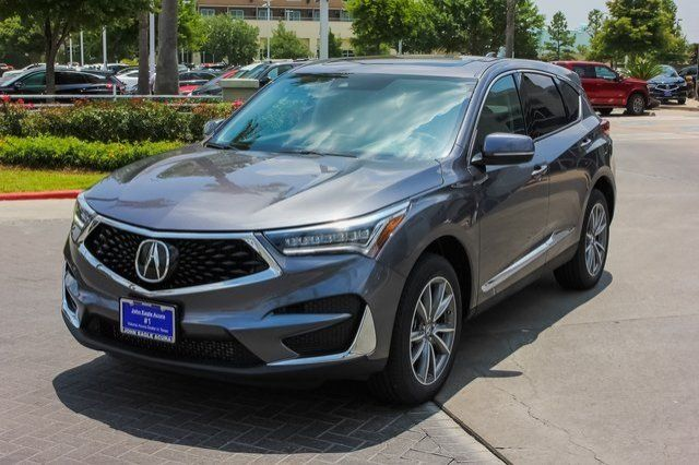 Certified 2020 Acura RDX w/Technology Pkg For Sale Specifications, Price and Images