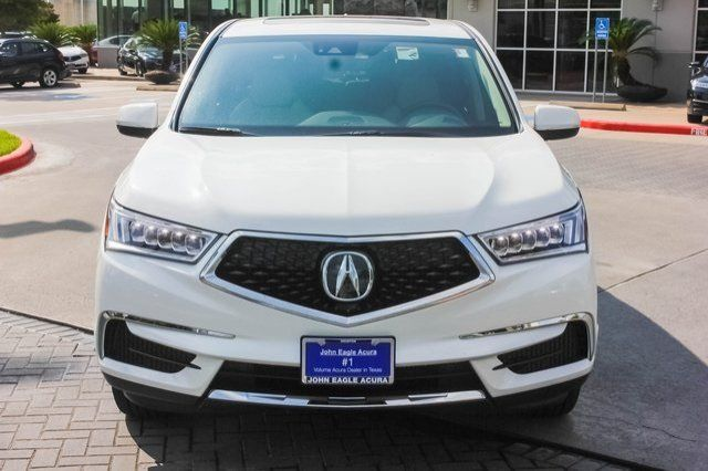 Certified 2019 Acura MDX 3.5L w/Technology Package
