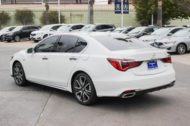 2020 Acura RLX Sport Hybrid w/Advance Pkg For Sale Specifications, Price and Images