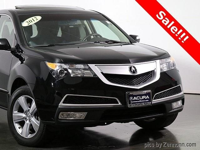 2013 Acura MDX 3.7L Technology For Sale Specifications, Price and Images