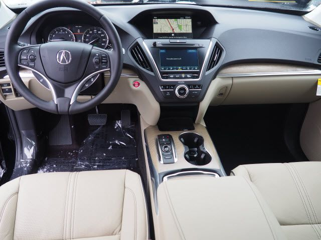 2020 Acura MDX 3.5L w/Advance Package