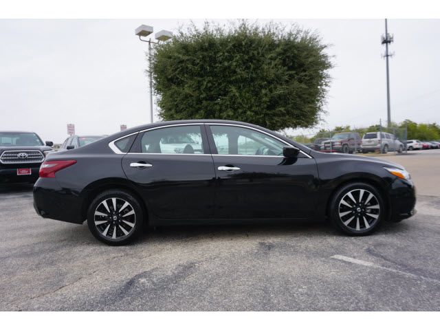 2018 Nissan Altima 2.5