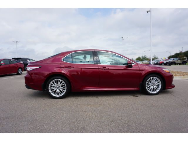 Certified 2018 Toyota Camry XLE