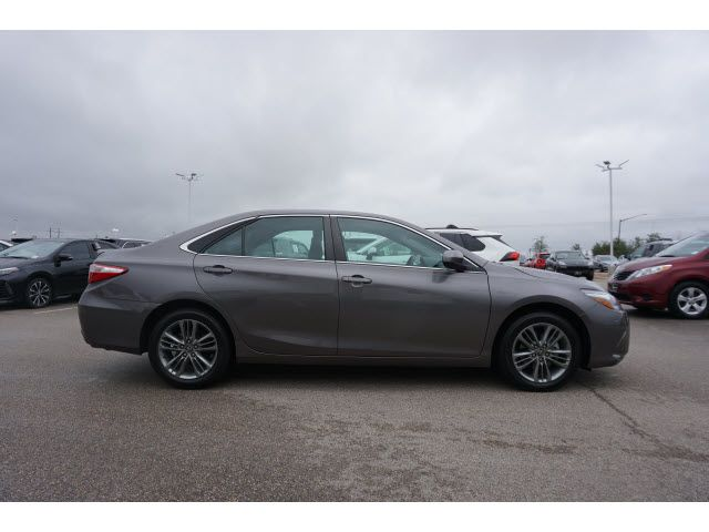 Certified 2017 Toyota Camry SE