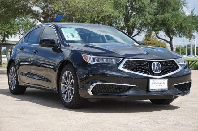 2020 Acura TLX Technology