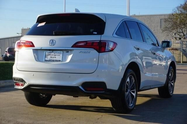 2018 Acura RDX Advance Package For Sale Specifications, Price and Images