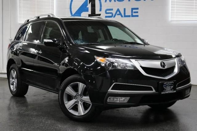 2012 Acura MDX 3.7L Technology