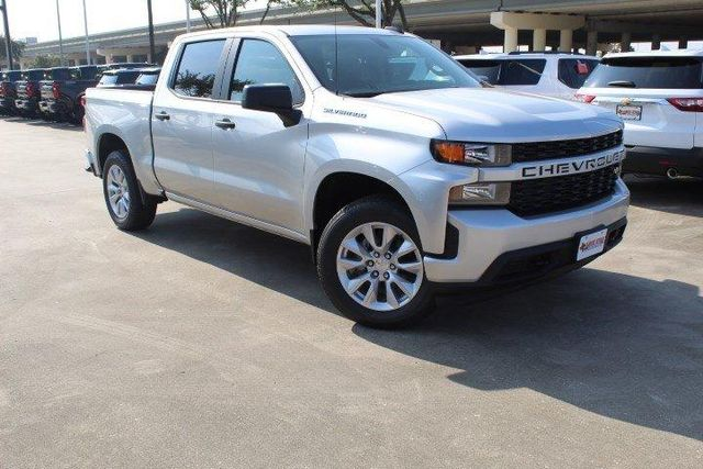 2020 Chevrolet Custom