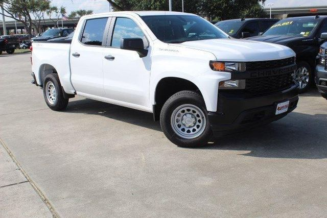2020 Chevrolet WT