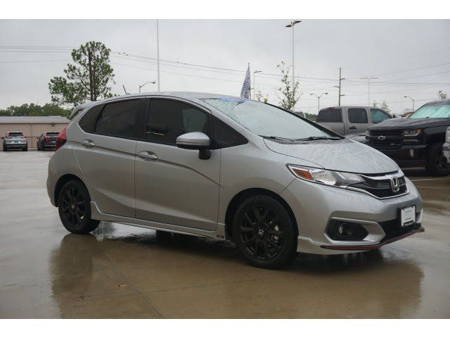 Certified 2018 Honda Fit Sport