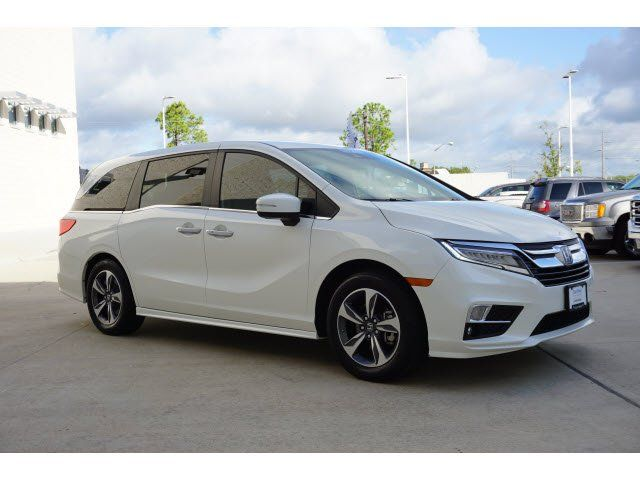Certified 2018 Honda Odyssey Touring